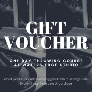 Gift Voucher – One day throwing course