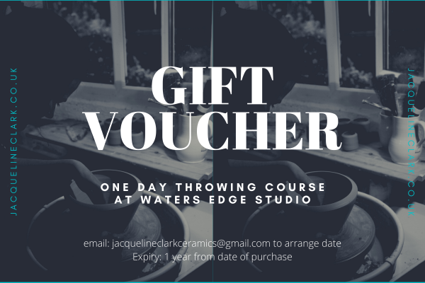 1 day throwing course voucher