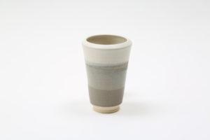 Tidal Vase Grey
